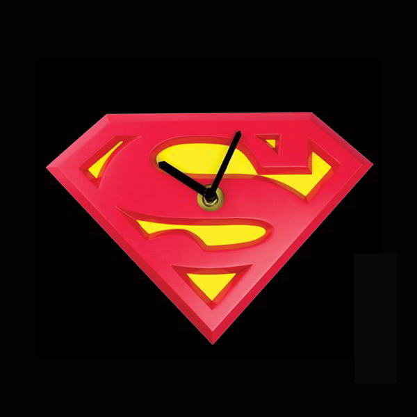 SupermanClock