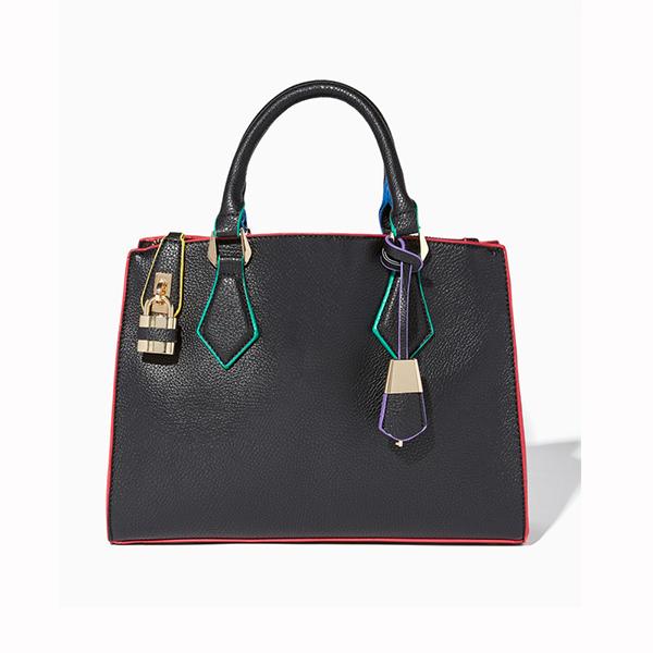 multicolor-square-lock-satchel